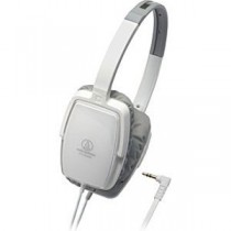 Audio Technica ATH-SQ505 WHITE | Foldable Closed Dynamic Headpho